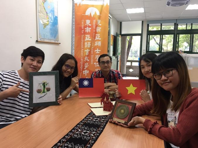 文藻外大新設東南亞系 培育學生成為全方位人才