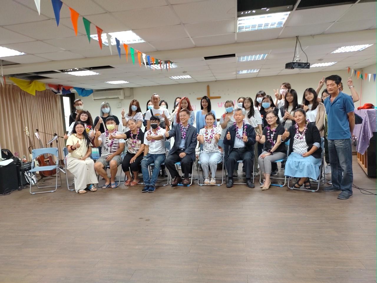 《東南亞宗教》課程帶領學生前往「暹羅園關懷中心」進行文化交流